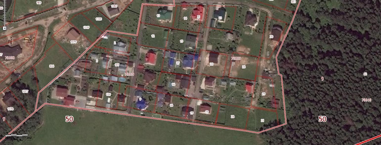 образец сметы к схеме границ земельного участка на кадастровой карте