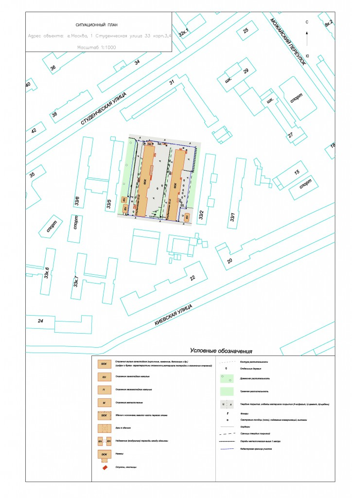Схема расположения участков кадастровой фото 758