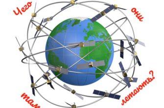 GPS-координирование в геодезии