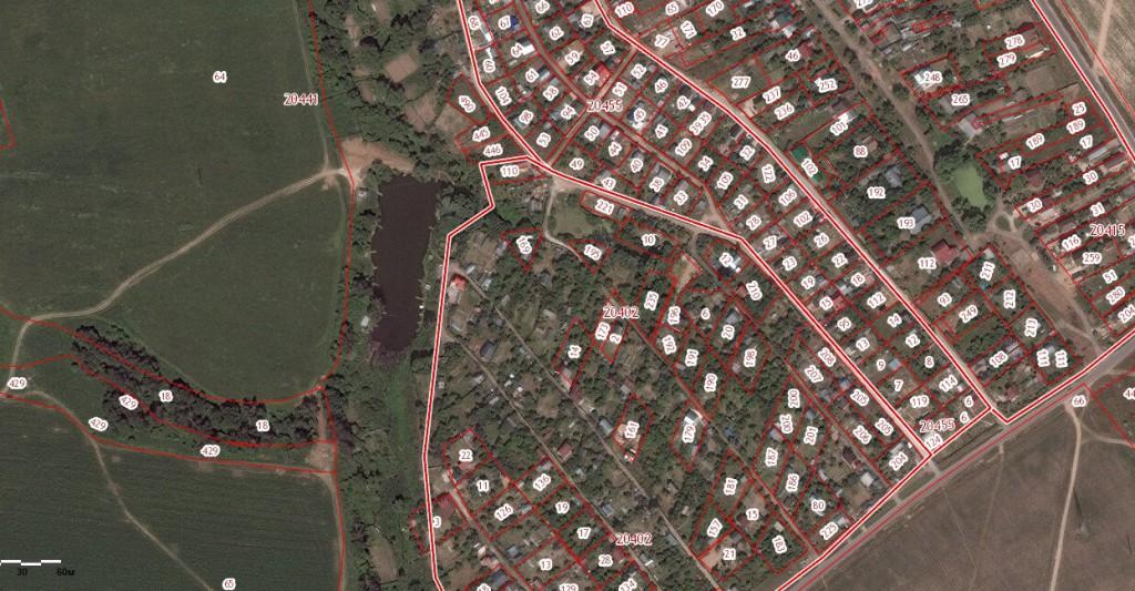 Постановка на кадастр земельных участков