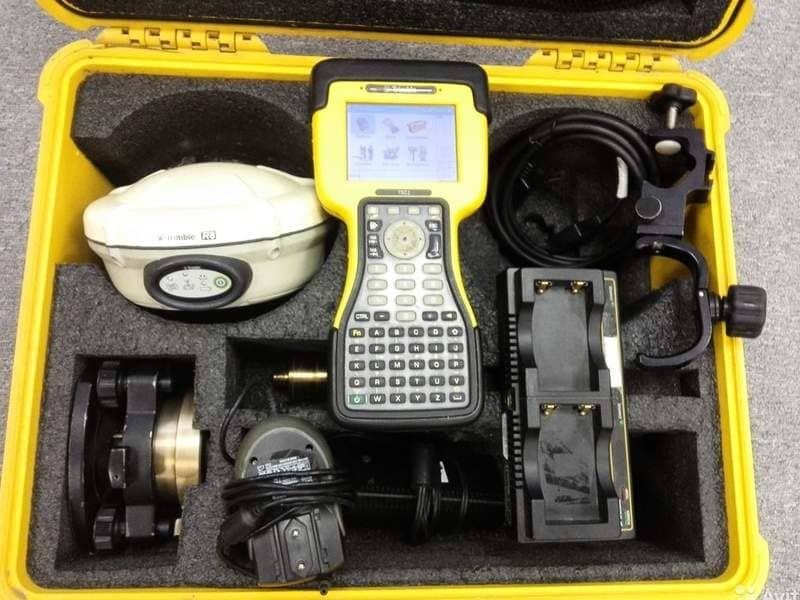геодезический GPS приемник