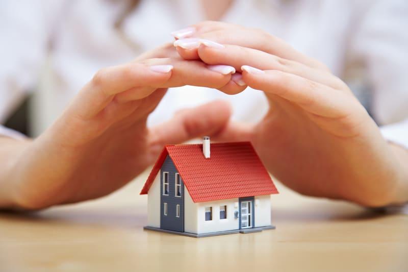 Оформить дом